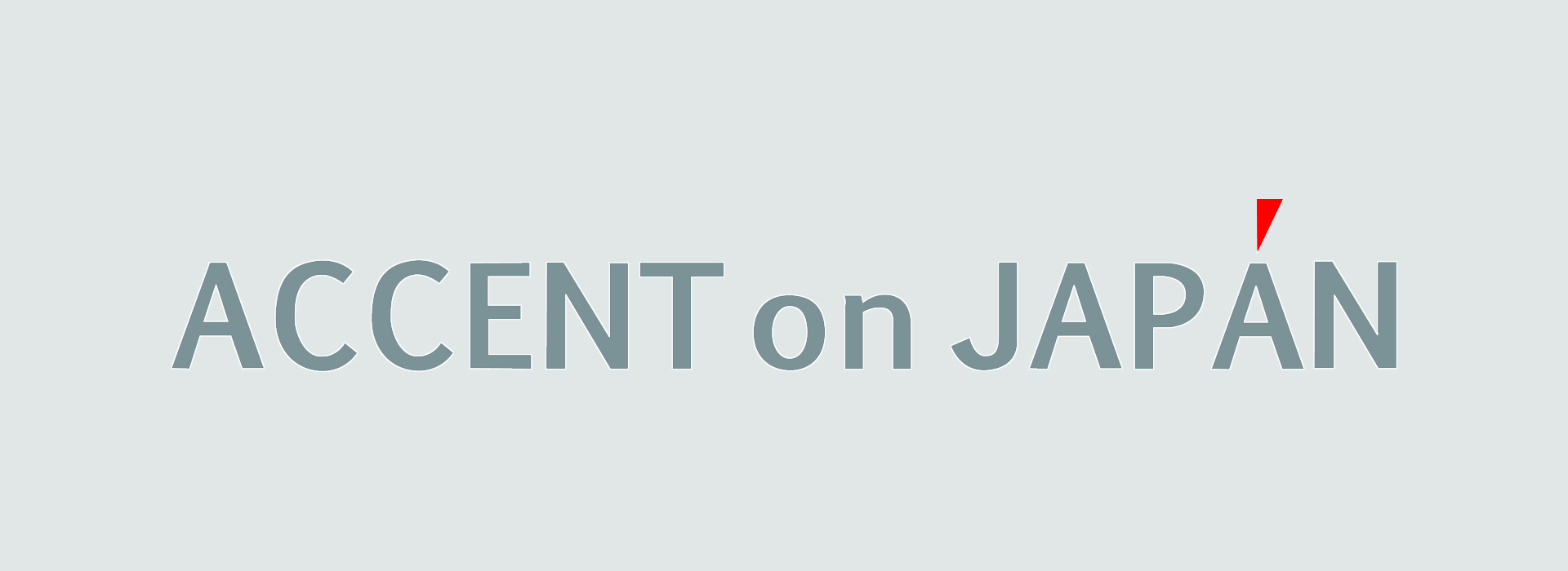 Accent on Japan
